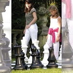Schachspielfläche gross