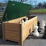 Aufbewahrungskiste Schach
